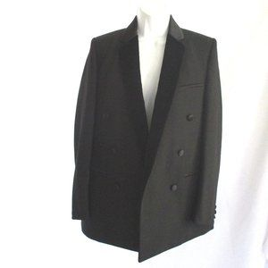 NEW CELINE FRANCE Wool Blazer Jacket Coat